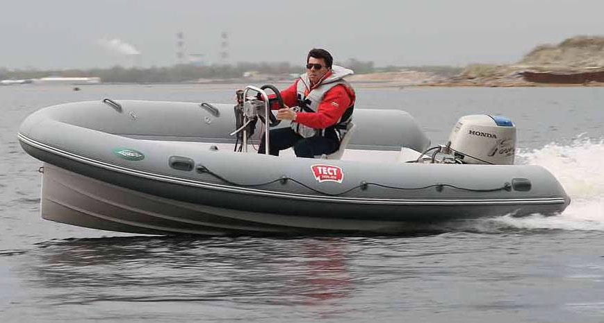 аква 350 лодка