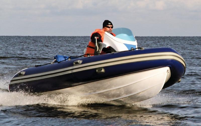 надувные борта для металлической лодки