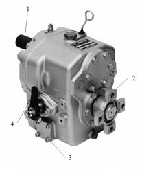 Бензонасос УД 15 - brest-motors.by