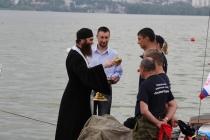 Напутственный молебен в Воронеже