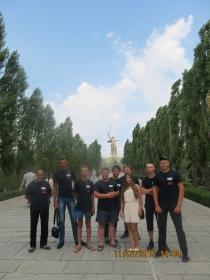 В Волгограде