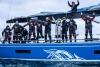 Российская команда финиширует в Варнемюнде, 10 июня. Фото: Stella Merck/Nord Stream Race