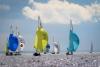 Открытый чемпионат России в классе Дракон, Санкт-Петербург, 13 июля. Фото: Елена Разина
