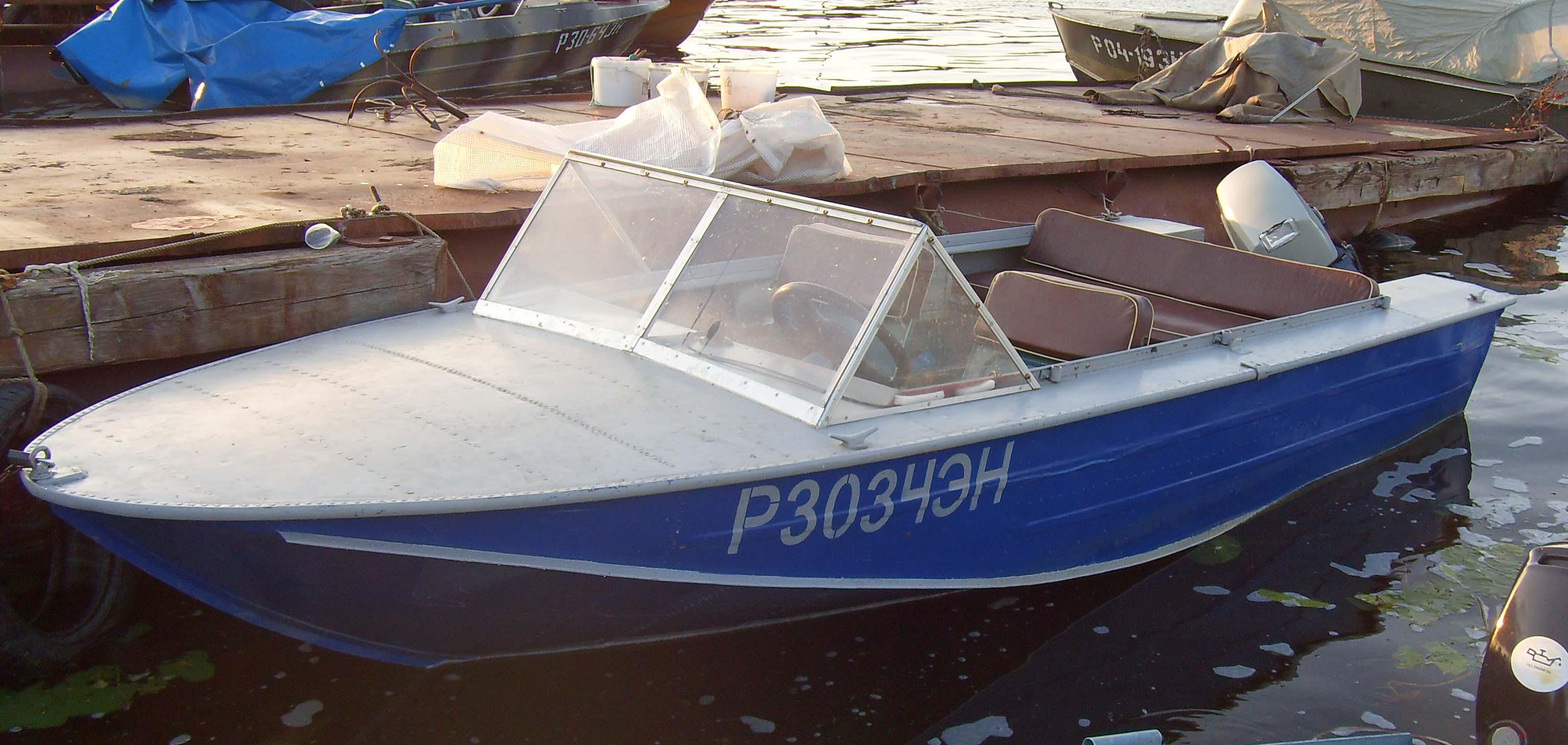 Катера и моторные лодки своими руками 43