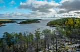 1 Остров Скомороший на входе в губу Летняя.JPG