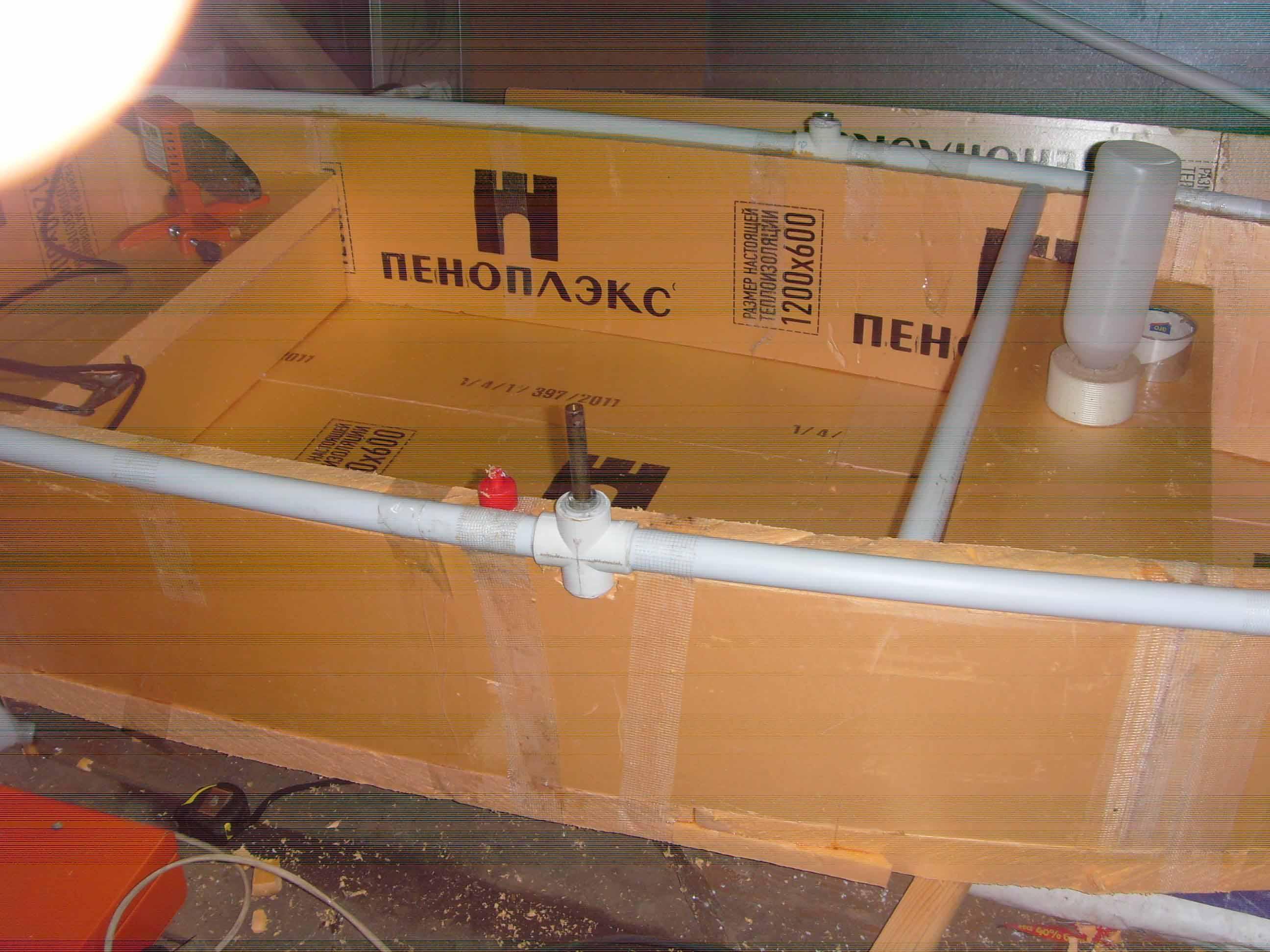 Лодка из пенопласта и стеклоткани своими руками 173
