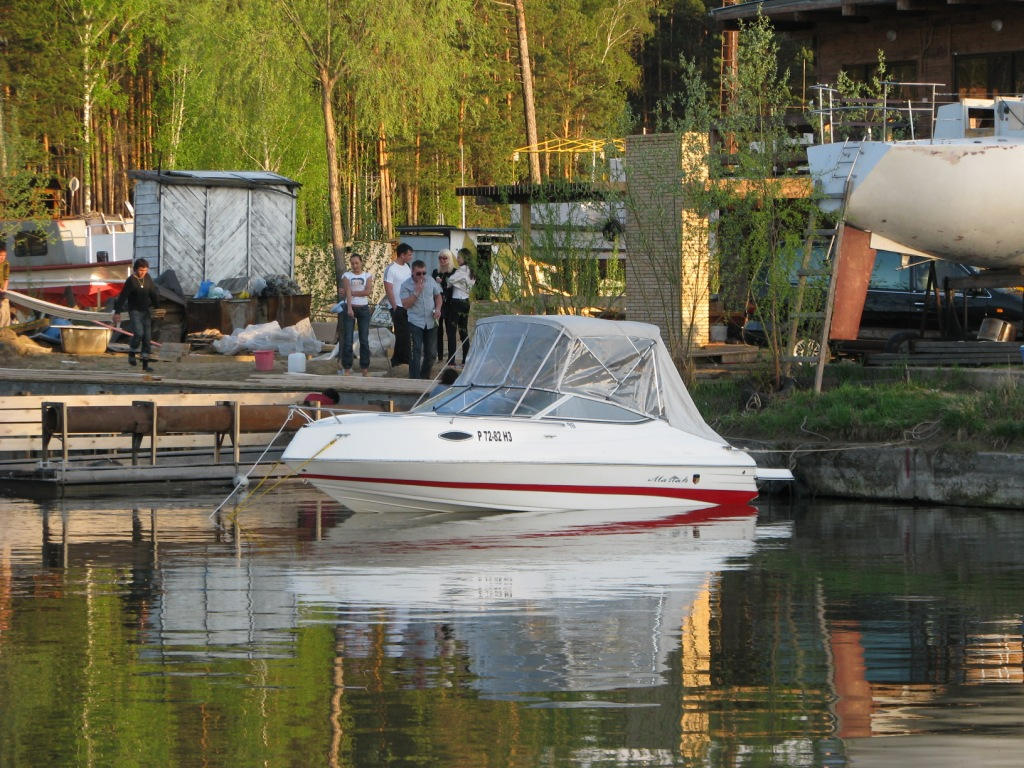 Лодочная база высота новосибирск