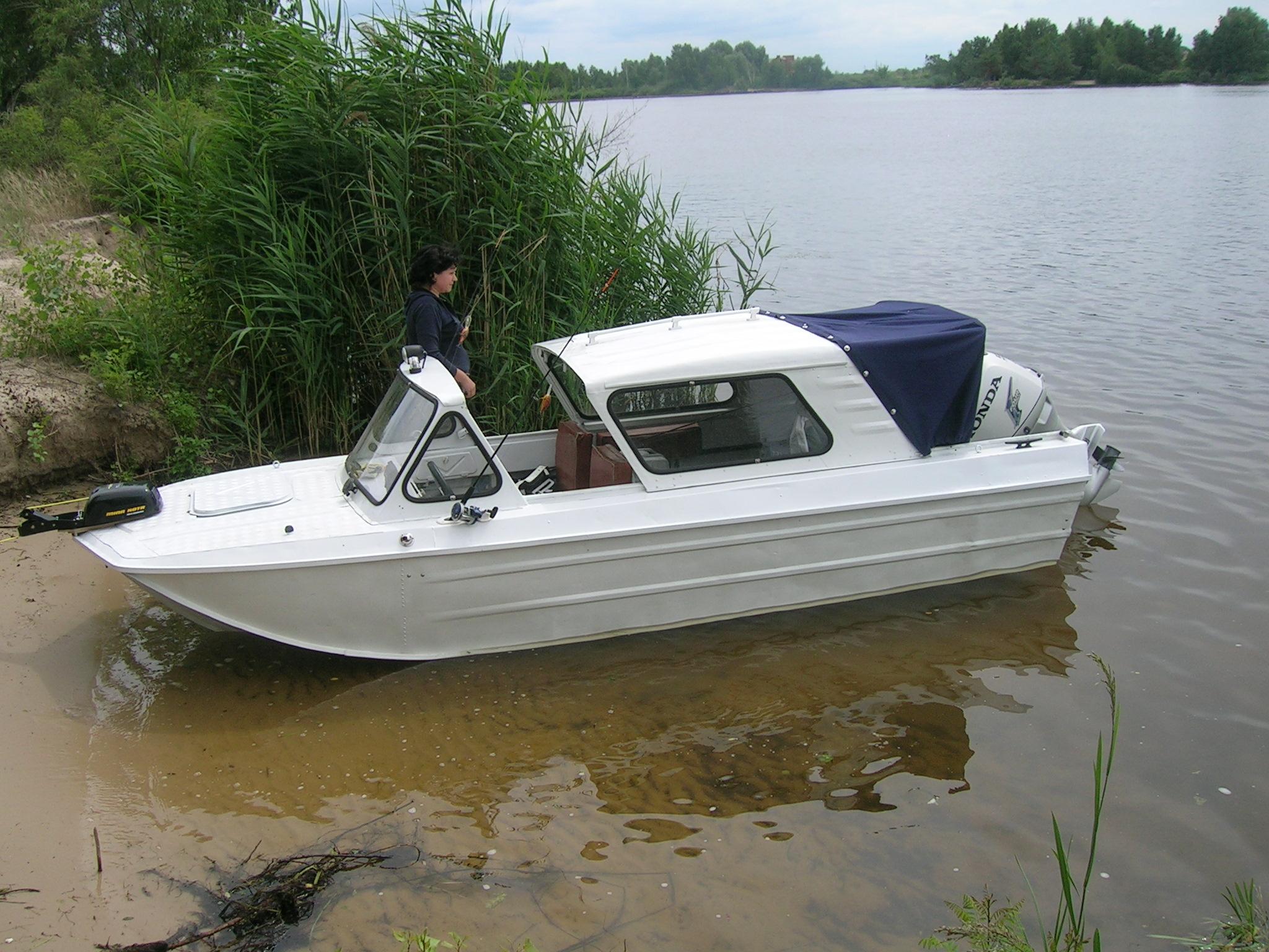 для сарепта фото новой лодки устал