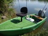 Лодка для ловли басса своими руками